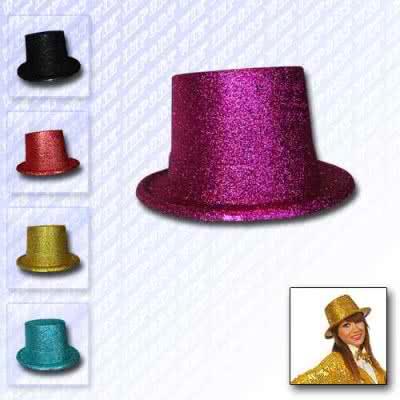 Chapeau cabaret haut de forme