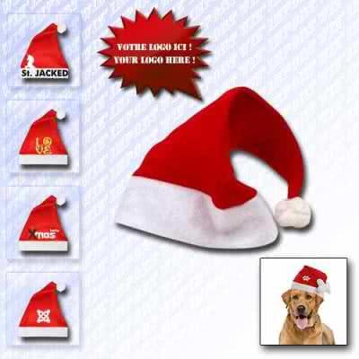 Chapeau design bonnet de Noël